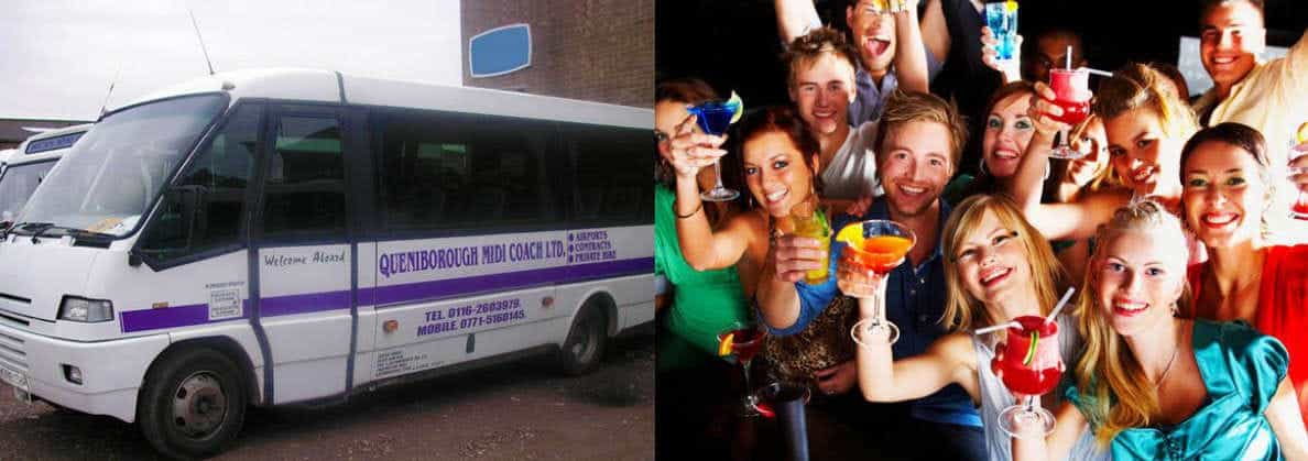 Hen or Stag Party Transport